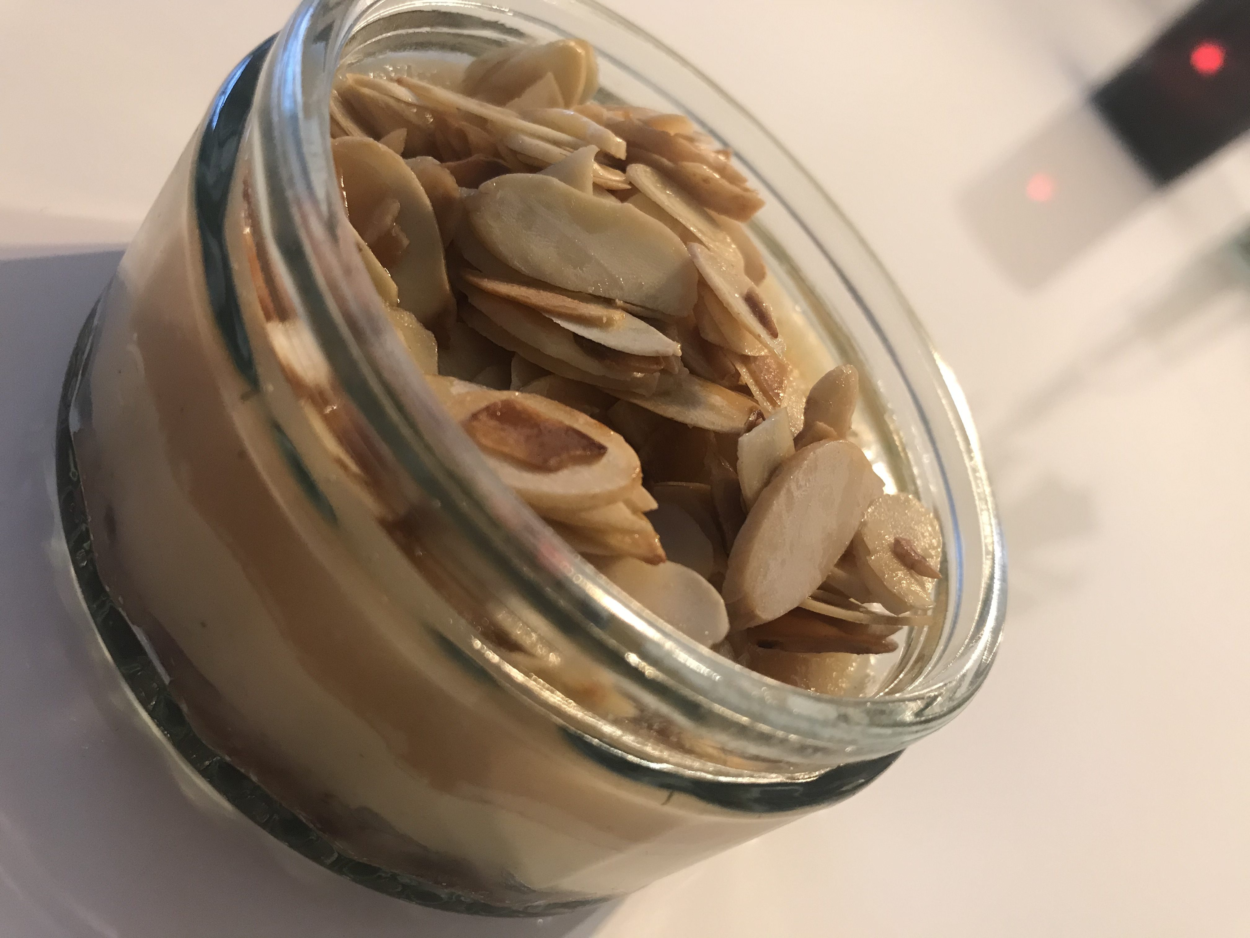 Mini apple cheescake (vegan)